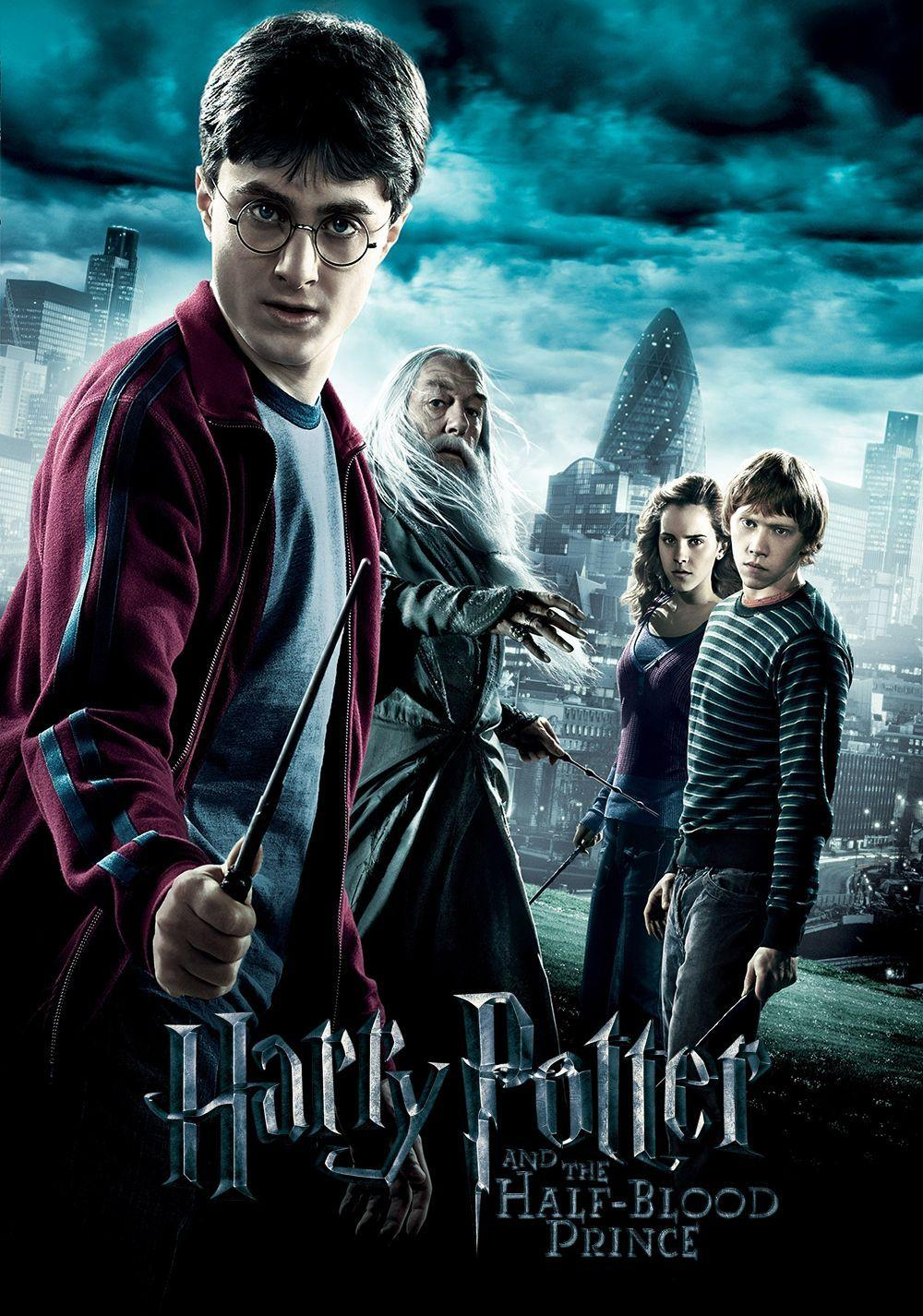Tickets for Harry Potter & the Half-Blood Prince (2009) in ...