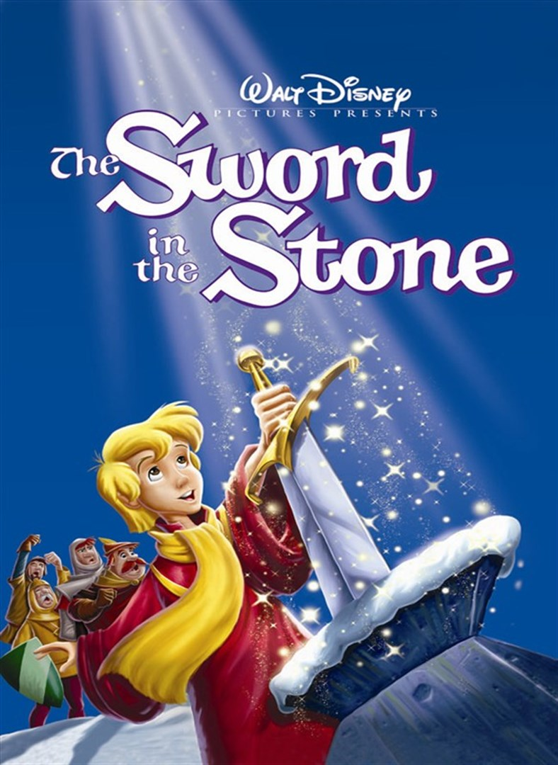 Image result for the sword in the stone poster