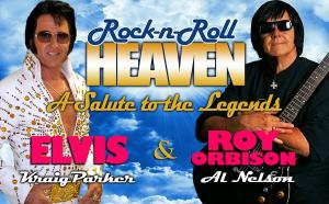 Rock-n-Roll Heaven - A Salute to the Legends