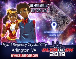 Blerdcon 2019