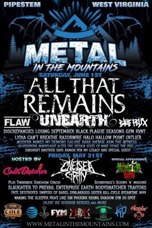 Metal In The Mountains