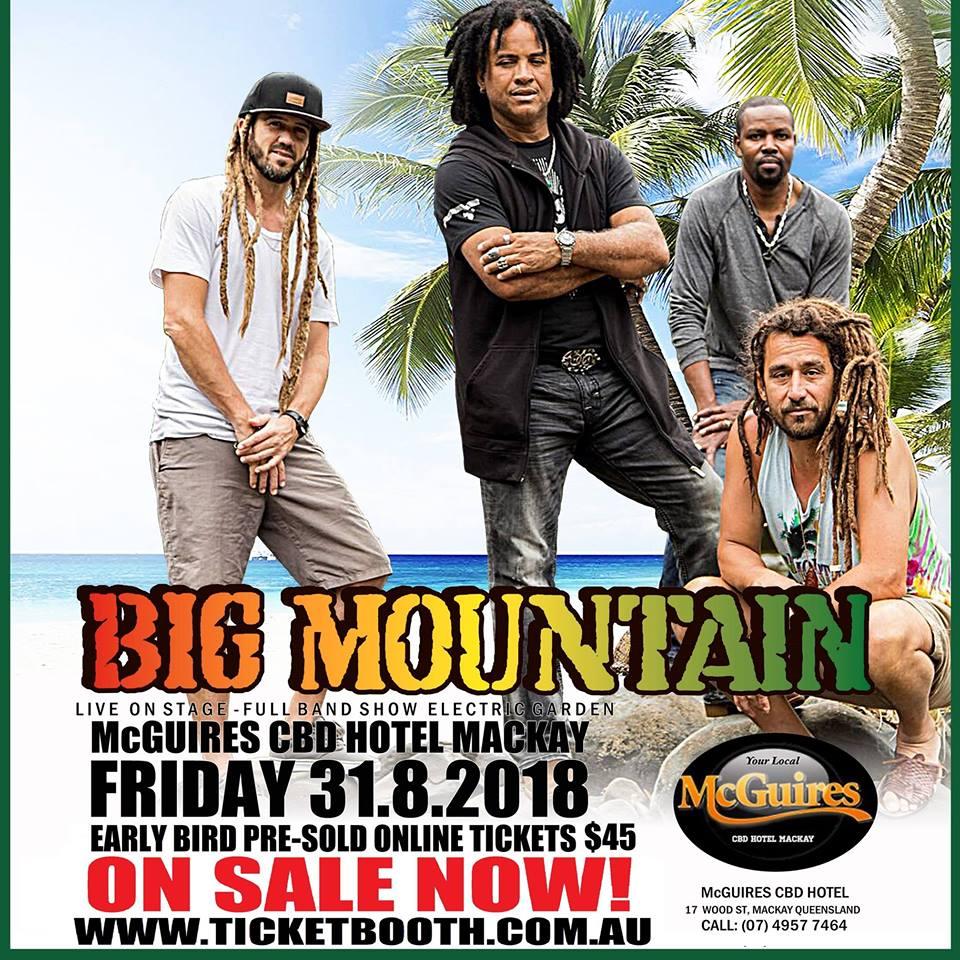 Big Mountain LIVE Show