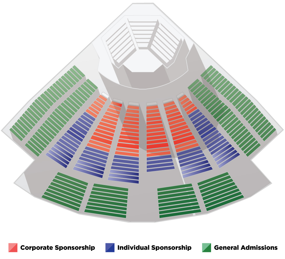 2019 Epiphany Benefit Concert Seating Chart