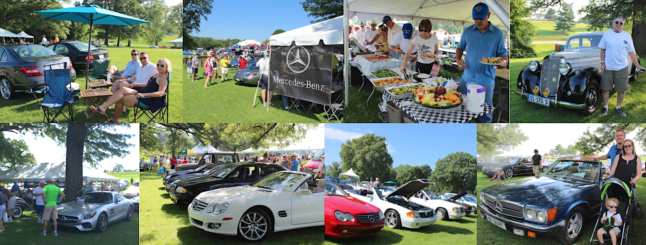 Mercedes Benz Of Pittsburgh >> Tickets For 2019 Mercedes Benz Club Car Show In Pittsburgh