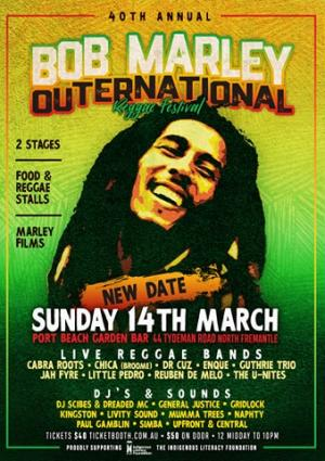 Bob Marley Outernational Reggae Festival 2021 -TICKETS AT THE DOOR!