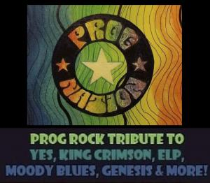 PROGNATION - Music of Yes, Genesis, Moody Blues and more