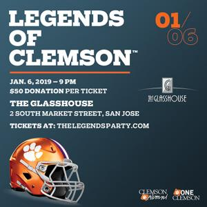 LEGENDS OF CLEMSON