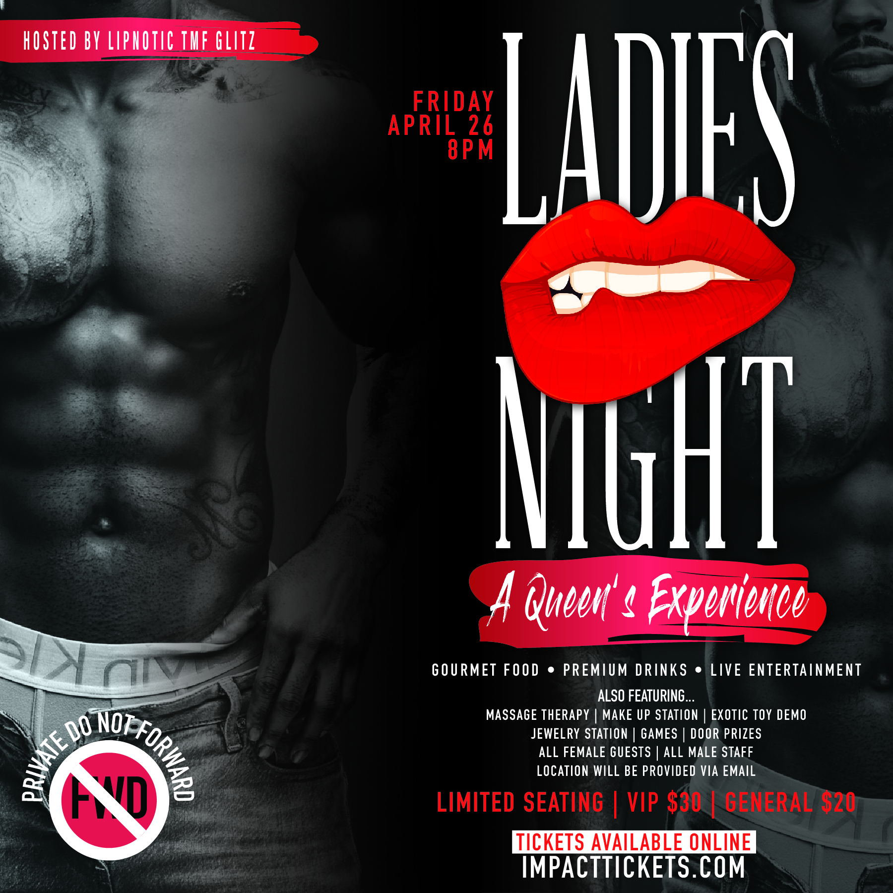 Ladies Night April 2019