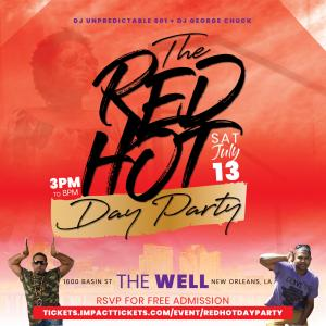 Red Hot Day Party