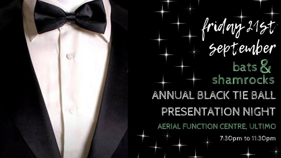 Tickets For Utsafc Black Tie Ball Presentation Night In Ultimo From