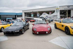 Hangar Party by Porsche of the Village & EJM