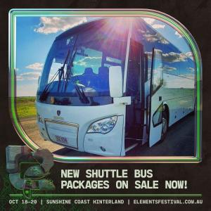 Elements Festival 2019 - Shuttle Bus Tickets
