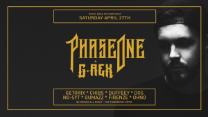 Royal Bass 5th Birthday ft. PhaseOne + G-Rex