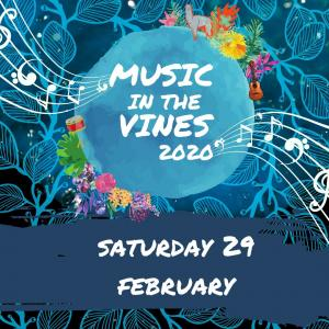 Music in the Vines Festival 2020