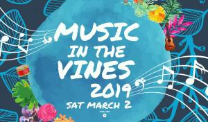 CANCELLED: Music in the Vines Festival 2019
