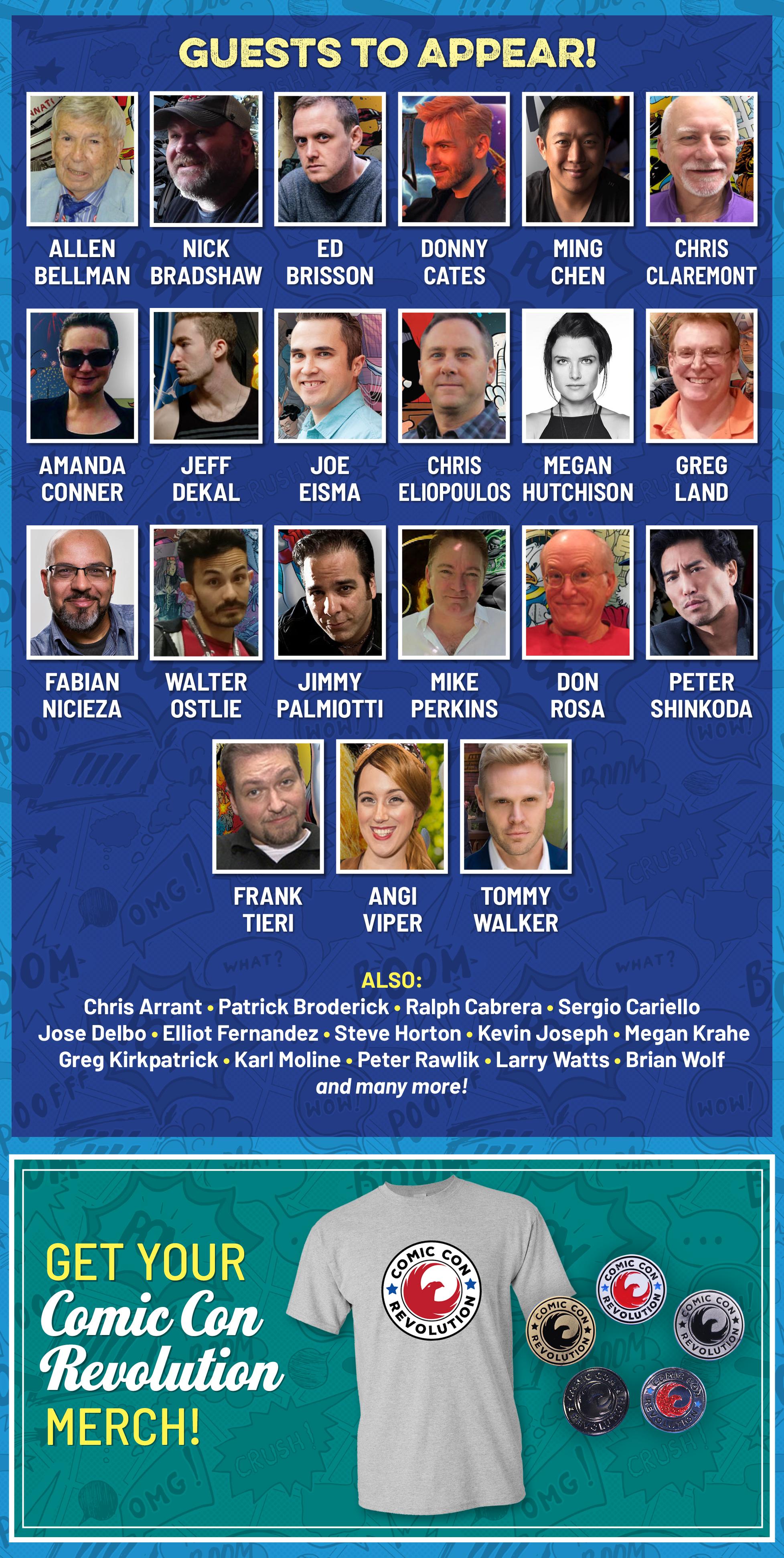 Comic Con Revolution West Palm Beach 2019
