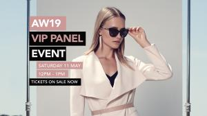 AW19 VIP Panel Event