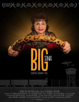 JCC Film Festival Presents Big Sonia