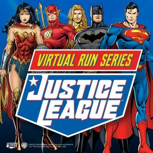 Justice League Virtual Run - The Flash