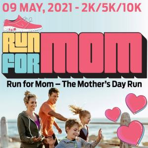 RUN FOR MOM - VIRTUAL RACE
