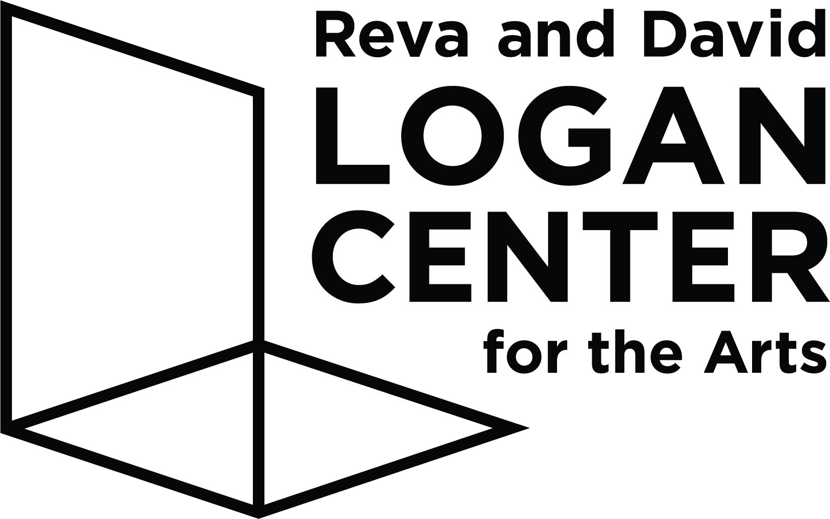 Logan Center for the Arts logo