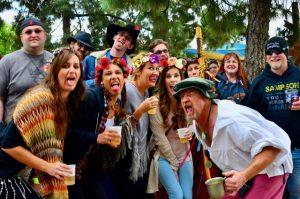 Pub Crawl - Renaissance Pleasure Faire, CA