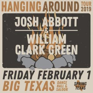 Josh Abbott & William Clark Green Acoustic