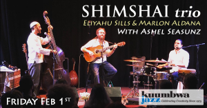 Shimshai Trio with Ashel Seasunz