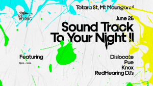 Sound Track To Your Night II