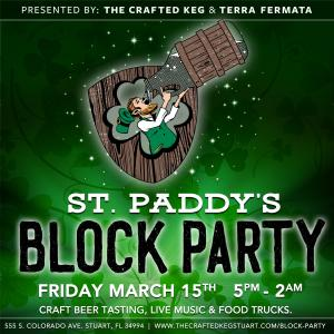 St. Paddy's Block Party
