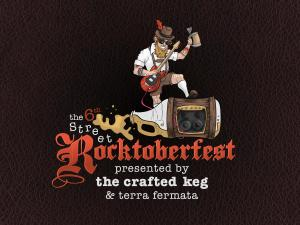The 6th Street Rocktoberfest 2019