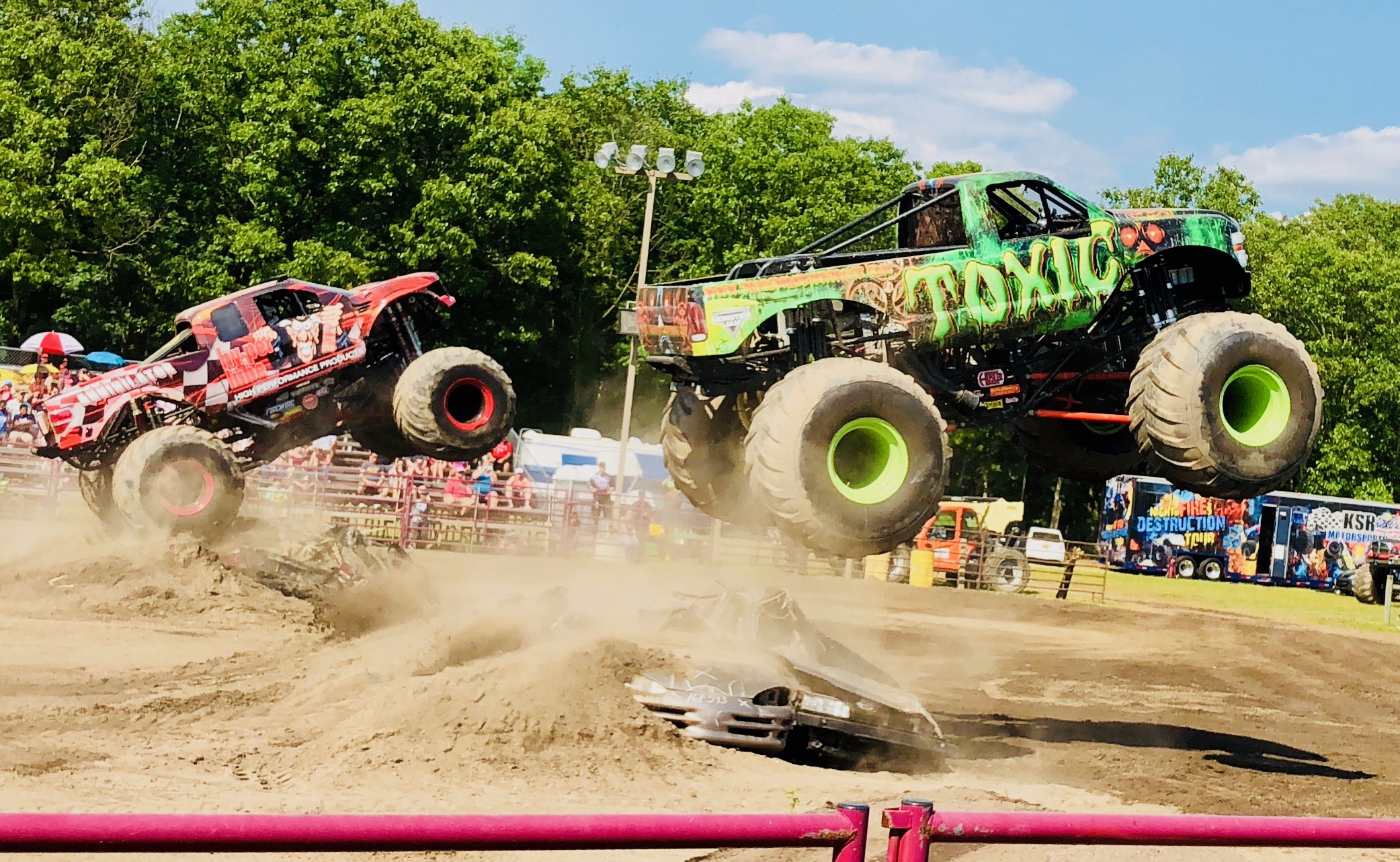 Tickets For Miller Farms Annual Monster Truck Show In Berlin From Showclix