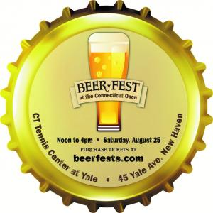 Beer Fest at the Connecticut Open