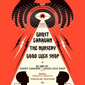 Ghost Caravan, Good Luck Shop, The Nursery
