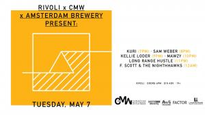 Rivoli & CMW Present: Long Range Hustle + more