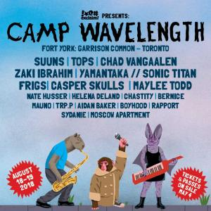 Camp Wavelength 2018 - Weekend Pass