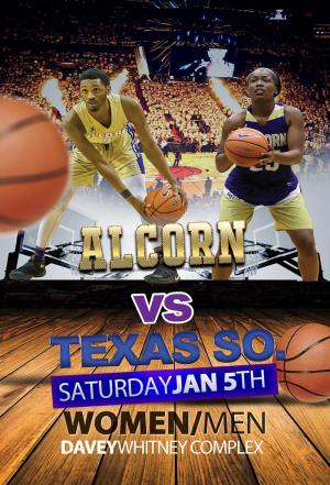 Alcorn vs Texas Southern