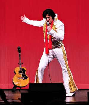 Got Elvis? Starring Chad Gibson