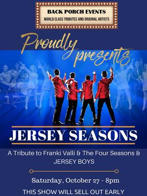 Jersey Seasons: A Tribute