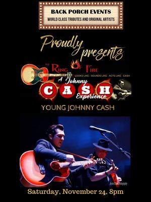 Ring of Fire - The Johnny Cash Experience