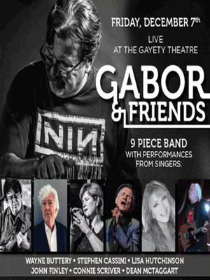 Gabor And Friends