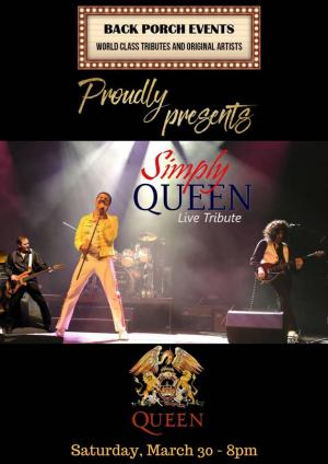 Simply Queen - Live Tribute