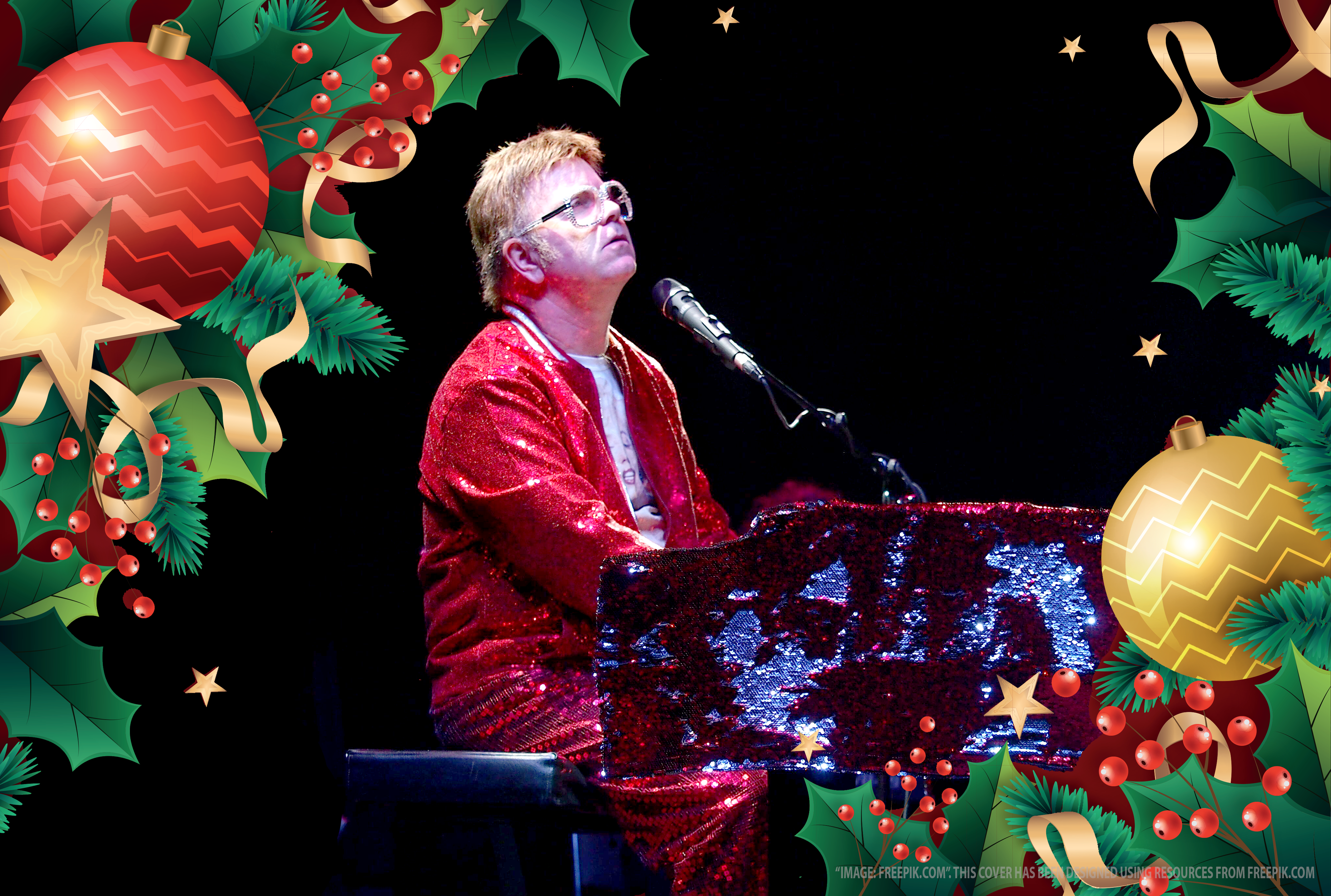 Elton John Step Into Christmas.Tickets For Elton Rohn Step Into Christmas In Collingwood