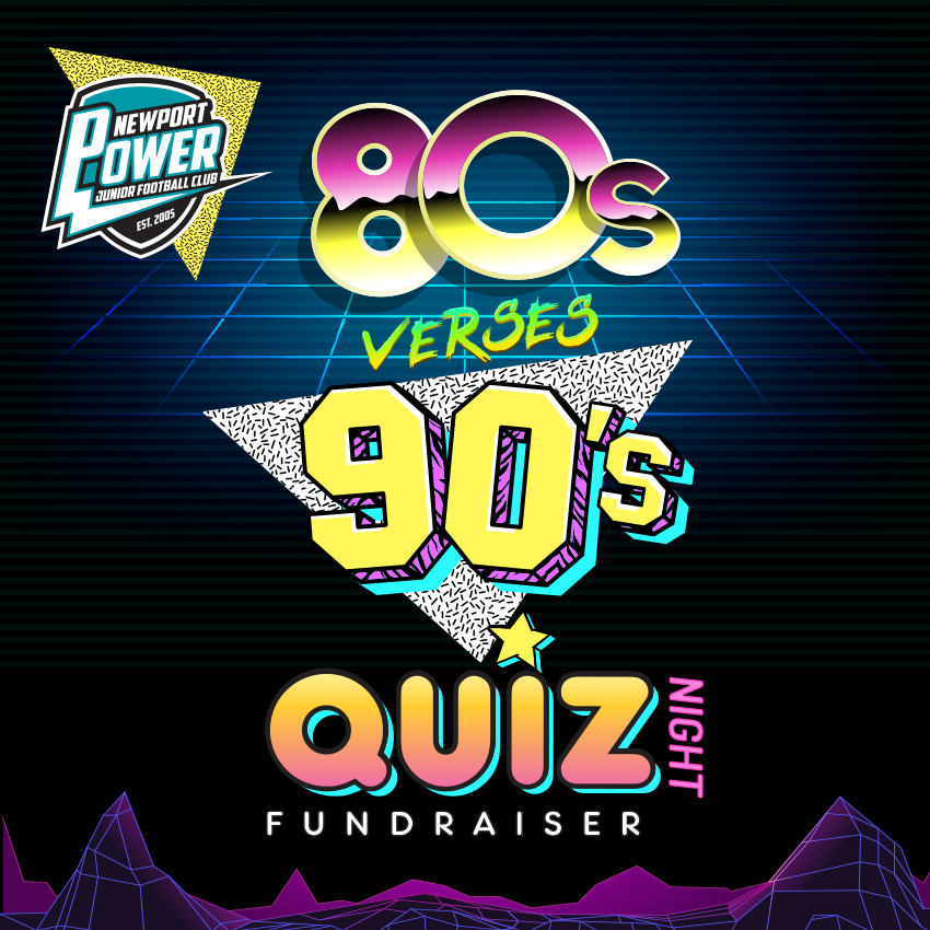 Tickets for Newport Power 80s V 90s Quiz Night in Newport