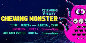 Chewing Monster Pop-up Show