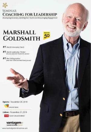 Marshall Goldsmith's Seminar