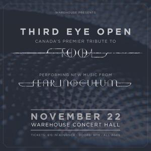 Third Eye Open: A Tribute to Tool