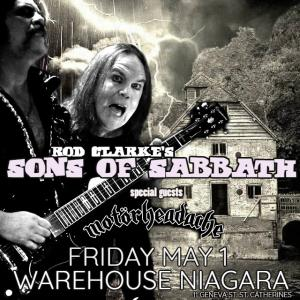 Sons of Sabbath: Black Sabbath Tribute