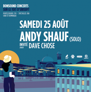 Andy Shauf + Dave Chose