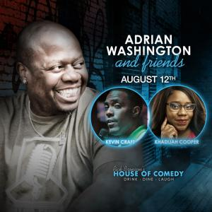 Adrian Washington & Friends